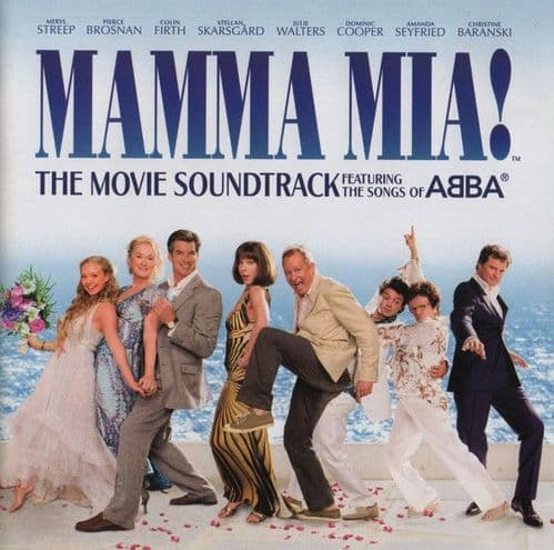 Various<br>Mamma Mia! (The Movie Soundtrack Featuring The Songs Of ABBA)<br>CD, Sup